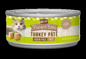 Merrick Purrfect Bistro Turkey Pate