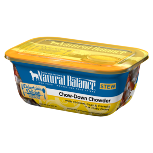 Natural Balance Delectable Delights Chow-Down Chowder Stew
