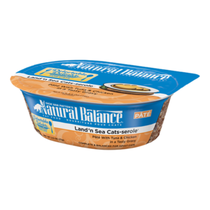 Natural Balance Delectable Delights Land 'n Sea Cats-serole Pate