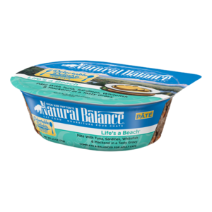 Natural Balance Delectable Delights Life's a Beach Pate