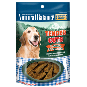 Natural Balance Delectable Delights Tender Cuts Lamb Formula