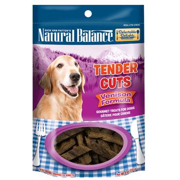 Natural Balance Delectable Delights Tender Cuts Venison Formula