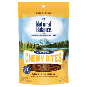 Natural Balance Dog Food Coupons >> Natural Balance Limited Ingredient Diets Chewy Bites Duck ...