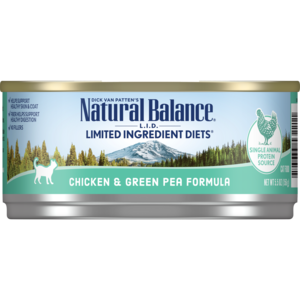 Natural Balance Limited Ingredient Diets Chicken & Green Pea Formula
