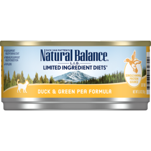 Natural Balance Limited Ingredient Diets Duck & Green Pea Formula