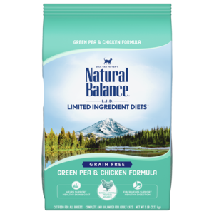 Natural Balance Limited Ingredient Diets Green Pea & Chicken Formula
