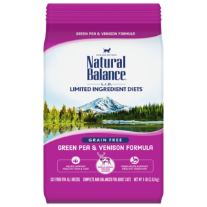 Natural Balance Limited Ingredient Diets Green Pea & Venison Formula