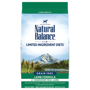 Natural Balance Limited Ingredient Diets High Protein Lamb Formula