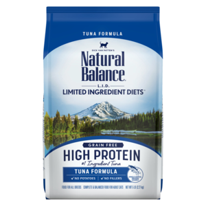 Natural Balance High Protein Cat Food