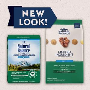 Natural Balance Dog Food Labrador