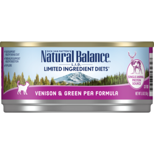 Natural Balance Limited Ingredient Diets Venison & Green Pea Formula