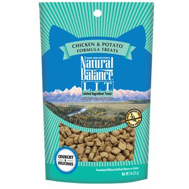 Natural Balance Limited Ingredient Treats Chicken & Potato Formula Treats