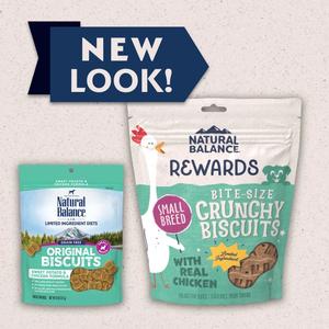 Natural Balance Limited Ingredient Treats Sweet Potato & Chicken Formula Treats - Small Breed
