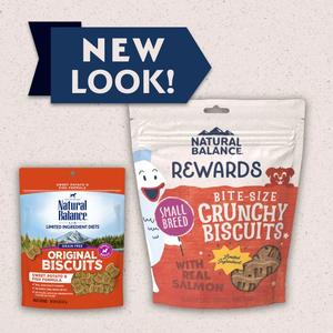Natural Balance Limited Ingredient Treats Sweet Potato & Fish Formula Treats - Small Breed