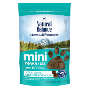 Natural Balance Mini-Rewards Chicken Formula