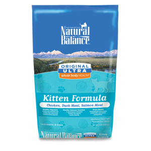 Natural Balance Original Ultra Kitten Formula - Chicken, Duck Meal, Salmon Meal