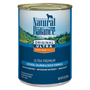 Natural Balance Original Ultra Ultra Premium Chicken, Salmon & Duck Formula