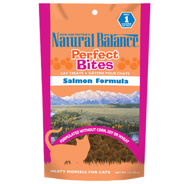 Natural Balance Perfect Bites Salmon Formula