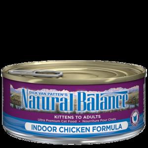 Natural Balance Ultra Premium Cat Food Indoor Formula