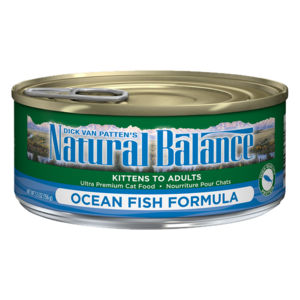 Natural Balance Ultra Premium Cat Food Ocean Fish Formula