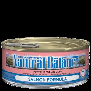 Natural Balance Ultra Premium Cat Food Salmon Formula