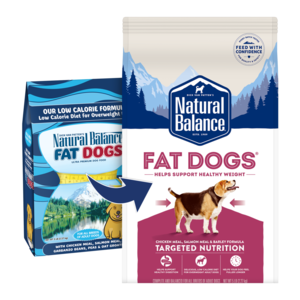 Natural Balance Ultra Premium Dog Food Fat Dogs