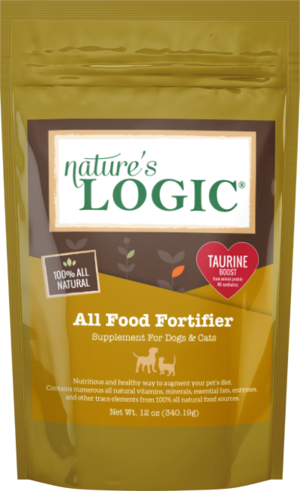Nature's Logic Supplements All Food Fortifier
