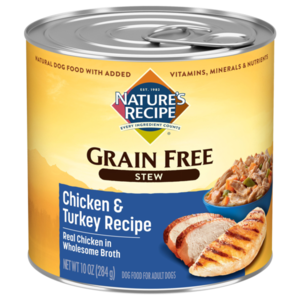 Natures Recipe Grain Free Dog Food Review