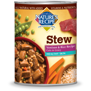 Nature S Recipe Healthy Skin Venison And Rice Review