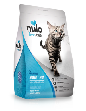Nulo FreeStyle Adult Trim Cat - Salmon & Lentils Recipe