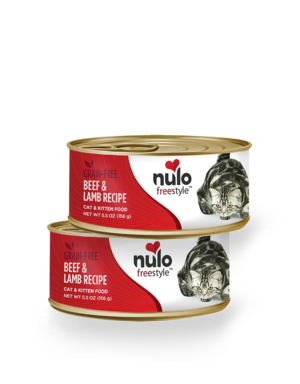 Nulo FreeStyle Beef & Lamb Recipe (Canned Cat Food)