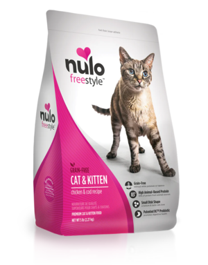 Nulo FreeStyle Cat & Kitten - Chicken & Cod Recipe
