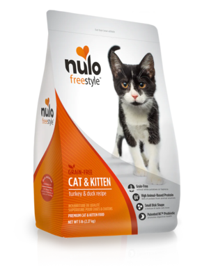 Nulo FreeStyle Cat & Kitten - Turkey & Duck Recipe