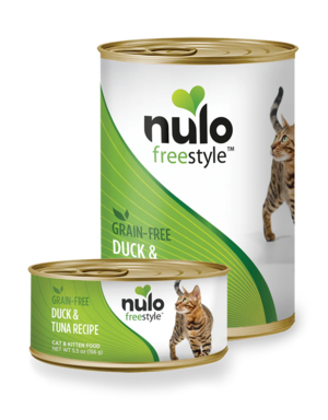 Nulo FreeStyle Duck & Tuna Recipe (Canned Cat Food)