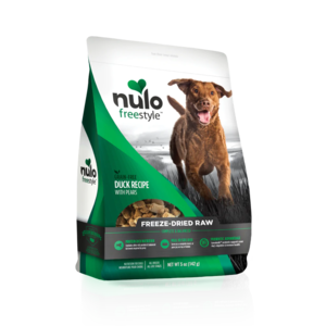 Nulo FreeStyle Freeze-Dried Raw Duck Recipe With Pears