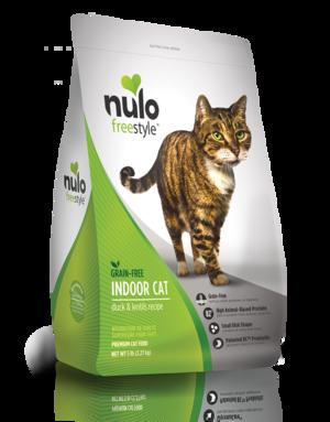 Nulo FreeStyle Indoor Cat - Duck & Lentils Recipe