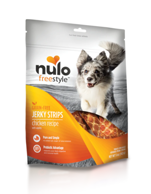 Nulo FreeStyle Jerky Strips Chicken Recipe With Apples