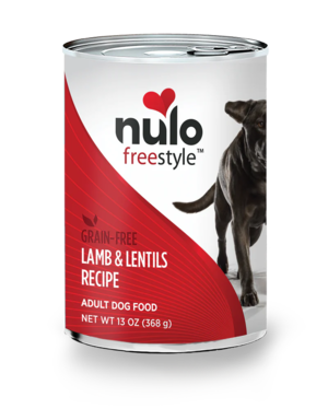 Nulo FreeStyle Lamb & Lentils Recipe (Canned)