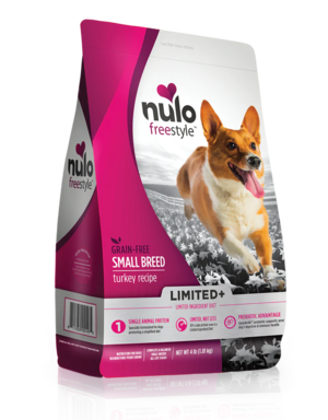 Nulo FreeStyle Limited+ Small Breed Turkey Recipe