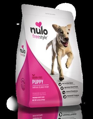 Nulo FreeStyle Puppy Salmon & Peas Recipe