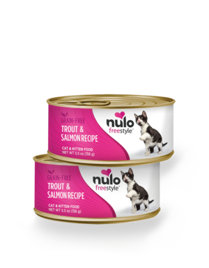 Nulo FreeStyle Trout & Salmon Recipe (Canned Cat Food)