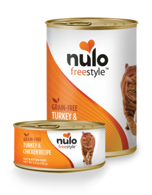 Nulo FreeStyle Turkey & Chicken Recipe (Canned Cat Food)