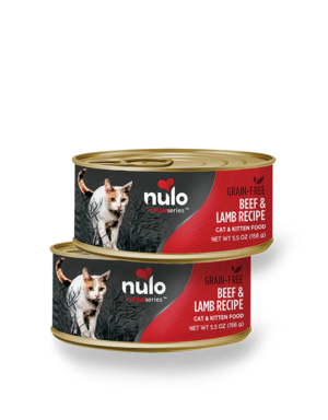 Nulo MedalSeries Beef & Lamb Recipe (Canned Cat Food)