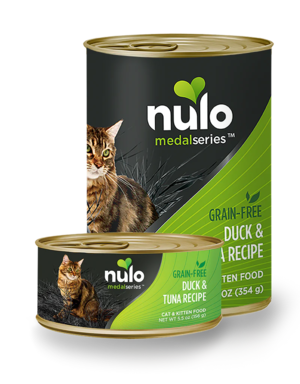 Nulo MedalSeries Duck & Tuna Recipe (Canned Cat Food)