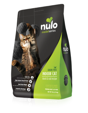 Nulo MedalSeries Indoor Cat - Duck & Cod Recipe