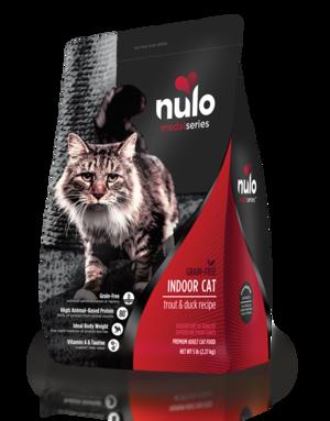 Nulo MedalSeries Indoor Cat - Trout & Duck Recipe