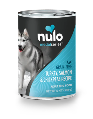 Nulo MedalSeries Turkey, Salmon & Chickpeas Recipe (Canned)
