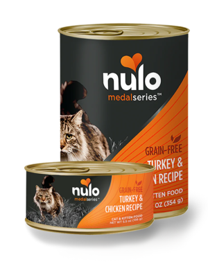 Nulo Medalseries Turkey Amp Chicken Recipe Canned Cat Food