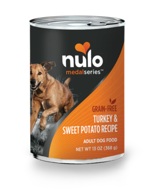 Nulo MedalSeries Turkey & Sweet Potato Recipe (Canned)
