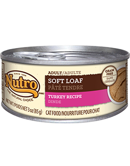 Nutro Adult Soft Loaf Turkey Recipe